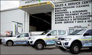 Aquatech Fleet