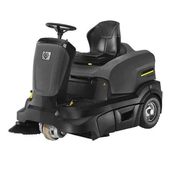 Commercial Sweeper Ride on