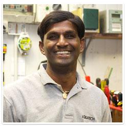 Krish – Commercial Technician