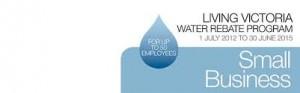 water rebate logo